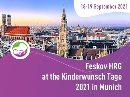 Live meeting in Munich 2021 -  Surrogate Motherhood Center of professor Feskov