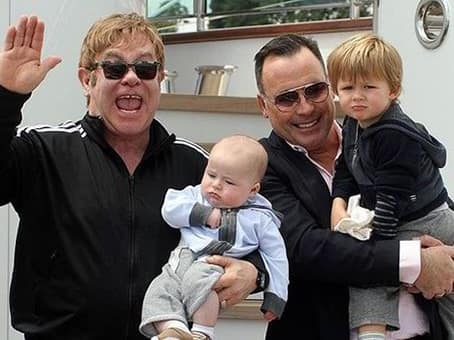 Why couldn't Elton John adopt a child from Ukraine and chose surrogate motherhood?