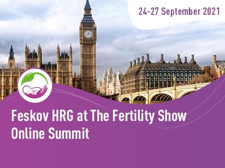 Feskov Human Reproduction Group will take part in the Fertility Show -  Surrogate Motherhood Center of professor Feskov